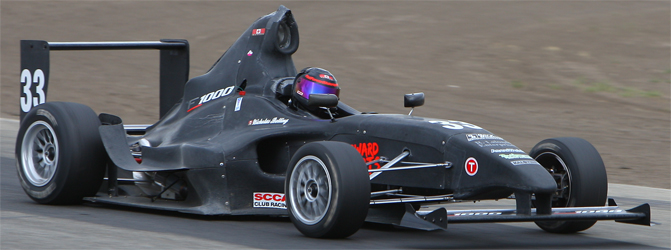 Fast Forward Motorsports Racing Open Wheel Formula Cars